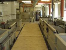 Silver coating workshop
