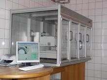 X-ray coating thickness gauge